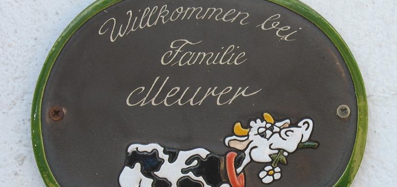 Willkommen bei Familie Meurer
